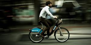 The Friday Photos: Boris Bikes Anniversary