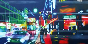 Art Review: Art in Flux @ Curious Duke