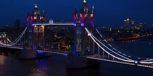 Dazzle: Seven London Bridges To Light Up From Tonight