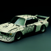 Frank Stella, Art Car, BMW 3.0 CSL.