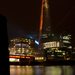 The Shard reflected in the Thames