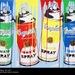 MR BRAINWASH, Tomato Spray, © Its A Wonderful World