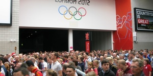 London 2012 Olympics: Visiting The ExCeL