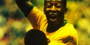 Pele Coming To Carnaby Street