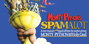 Review: Spamalot @ Harold Pinter Theatre