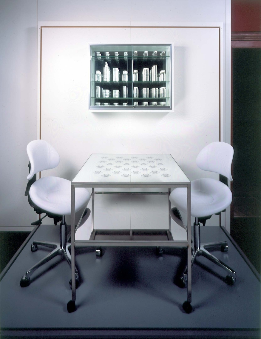 Damien Hirst, Mental Escapology. (c) Damien Hirst. Courtesy RS&A