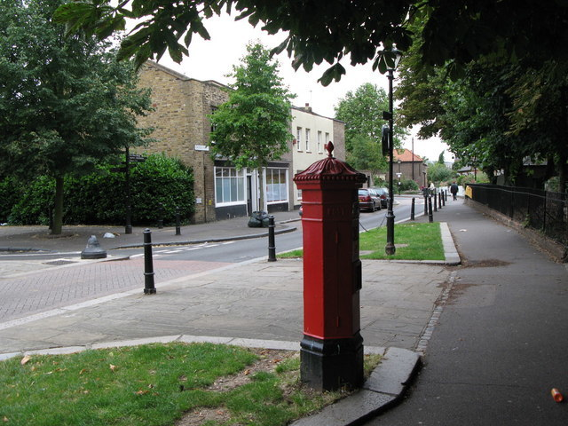 Penfold pillar box