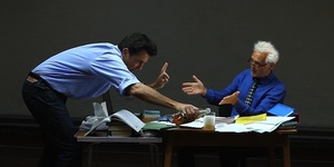 A New Science-In-Theatre Play: Insufficiency @ Riverside