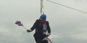 Boris Johnson To Open Piccadilly Circus Circus Today