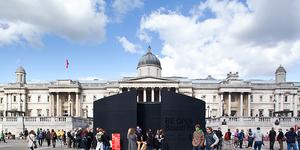 Review: BE OPEN Sound Portal @ London Design Festival