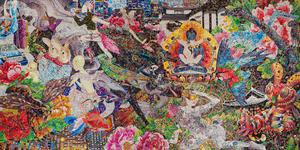 Art Review: Ye Hongxing - The Modern Utopia @ Scream