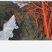 Andrew Mackenzie Dog Falls in Half Light, 2012. Courtesy Sarah Myerscough.