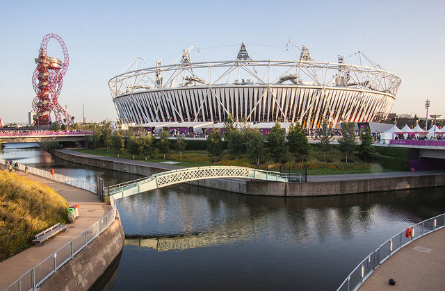 Video Celebrates 50ish Days To Go Until Olympic Park Reopens