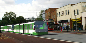 "Southwark ""Supertram"" Could Link London Bridge And Denmark Hill"