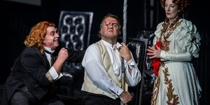Opera Review: Das Rheingold @ Royal Opera House