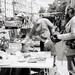 Golborne Road market by Fabio Lugaro