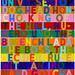 Mel Bochner Master of the Universe, 2010 Collection Anita & Burton Reiner, Washington DC © Mel Bochner