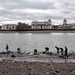 Thames 21 clean up the river at Greenwich by Mike King