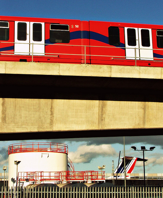 DLR & City Airport by O.F.E