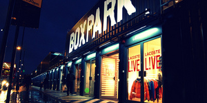 Shopping, Art, Music, Street Food & Londonist @Boxpark