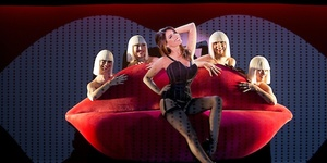 Forever Crazy Starring Kelly Brook, On The Southbank