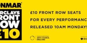 Ticket Alert: Donmar £10 Front Row Seats