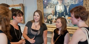 Win Tickets To The Courtauld Gallery Late
