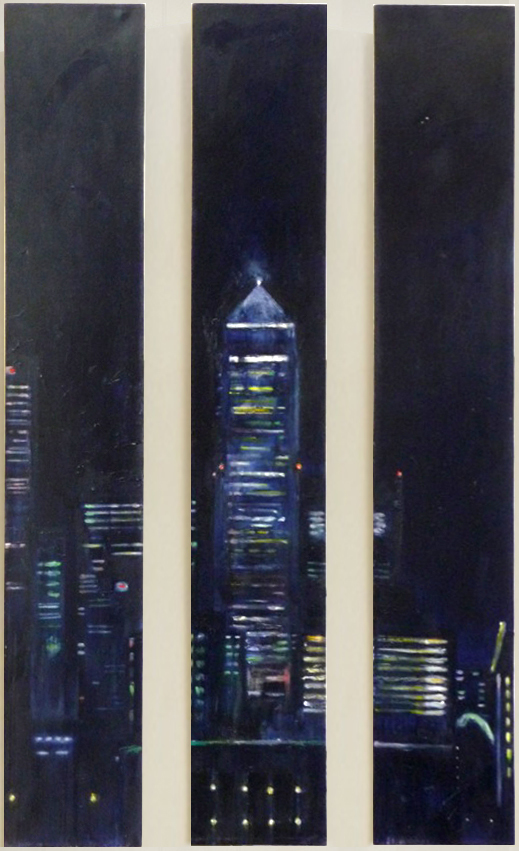 Andy Parker, Bright Lights. Image courtesy of the artist