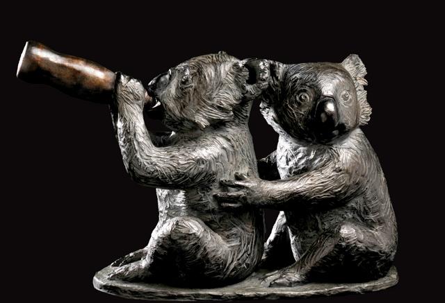Daphne du Barry, Coca-Koala