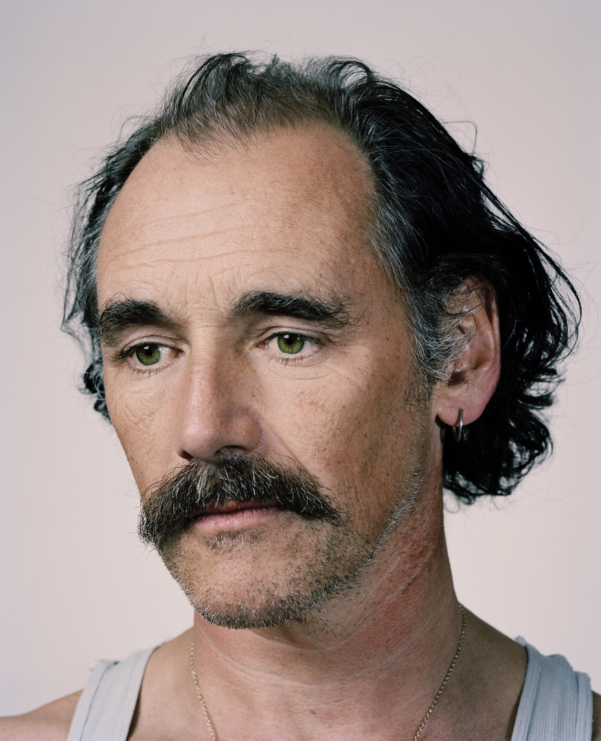 Mark Rylance by Spencer Murphy (3rd prize). Copyright: © Spencer Murphy. Image courtesy of National Portrait Gallery.