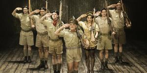 Theatre Review: Privates On Parade @ Noel Coward Theatre