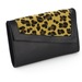 Leopard Print Angle Clutch bag £149.00