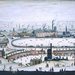 L S Lowry Industrial Landscape 1955. Image courtesy of Tate. © The estate of L.S. Lowry Photo: Tate Photography