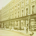 The original Whiteley's department store in Bayswater, founded by William Whiteley in 1863. The original burned down following an arson attack in 1887, but the replacement, completed in 1911, remains to this day as a shopping centre.