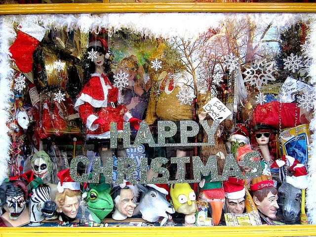 Harlequin Fancy Dress & Party Shop, on Lee High Road in Lewisham,