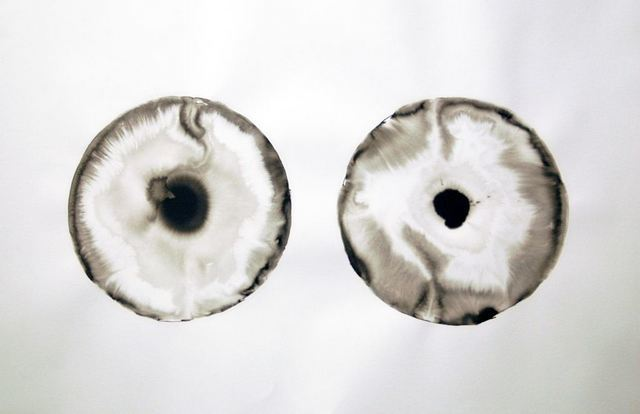 Adeline de Monseignat, Tantal Eyes, 2012. Courtesy the artist and Ronchini Gallery