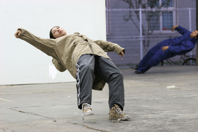 Xu Zhen In Just A Blink Of An Eye (2005/2012) Courtesy Long March Space ©the artist 2012 Image courtesy Long March Space