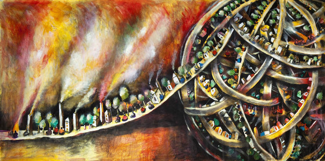 David Breuer-Weil, Life Line, 2007 (courtesy of the artist).