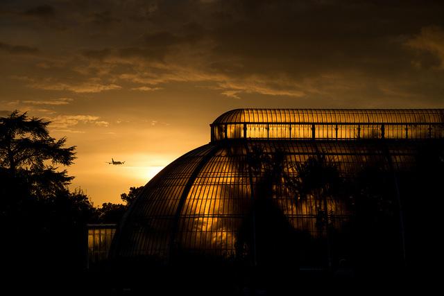 Kew Gardens, by worldoflard, from 'Autumn Sunsets' on 9 November