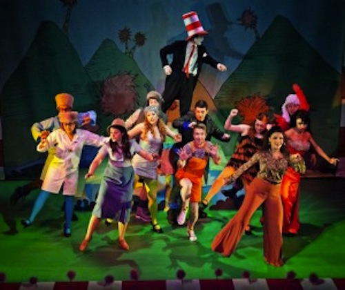 Theatre Review Seussical The Musical Arts Theatre