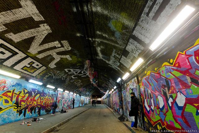 Waterloo Tunnels, by Imran Ahmad