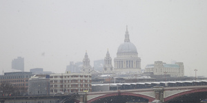 Snow: London Transport Update