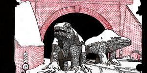Londonist Underground: The Crystal Palace Dinosaurs