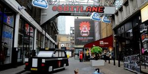 Brick Lane Gets 80s Arcade Makeover This Weekend