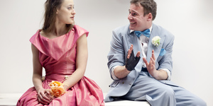 Theatre Review: Gruesome Playground Injuries @ Gate Theatre