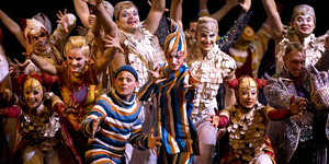 Review: Cirque du Soleil's Kooza @ Royal Albert Hall