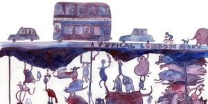 Londonist Underground: Weird Creatures