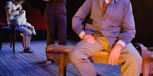Theatre Review: The Silence of the Sea @ Trafalgar Studios