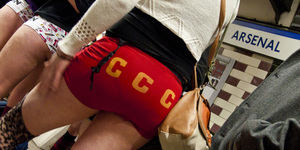 In Pictures: No Pants On The Tube Day 2013