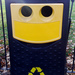 Even recycling bins are happy, by BLTP Photo